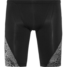 Nike Swim Geo Alloy Bathing Trunk Men grey/black